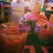 Surf@Turf Bloody Mary