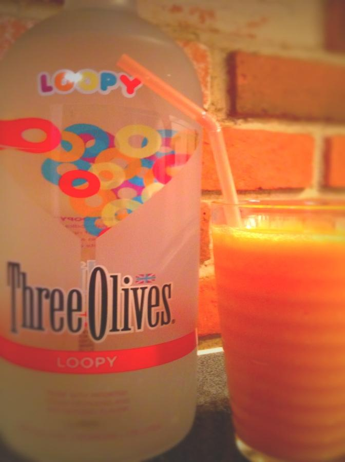 fruit loop vodka healthy drink recipes with fruit