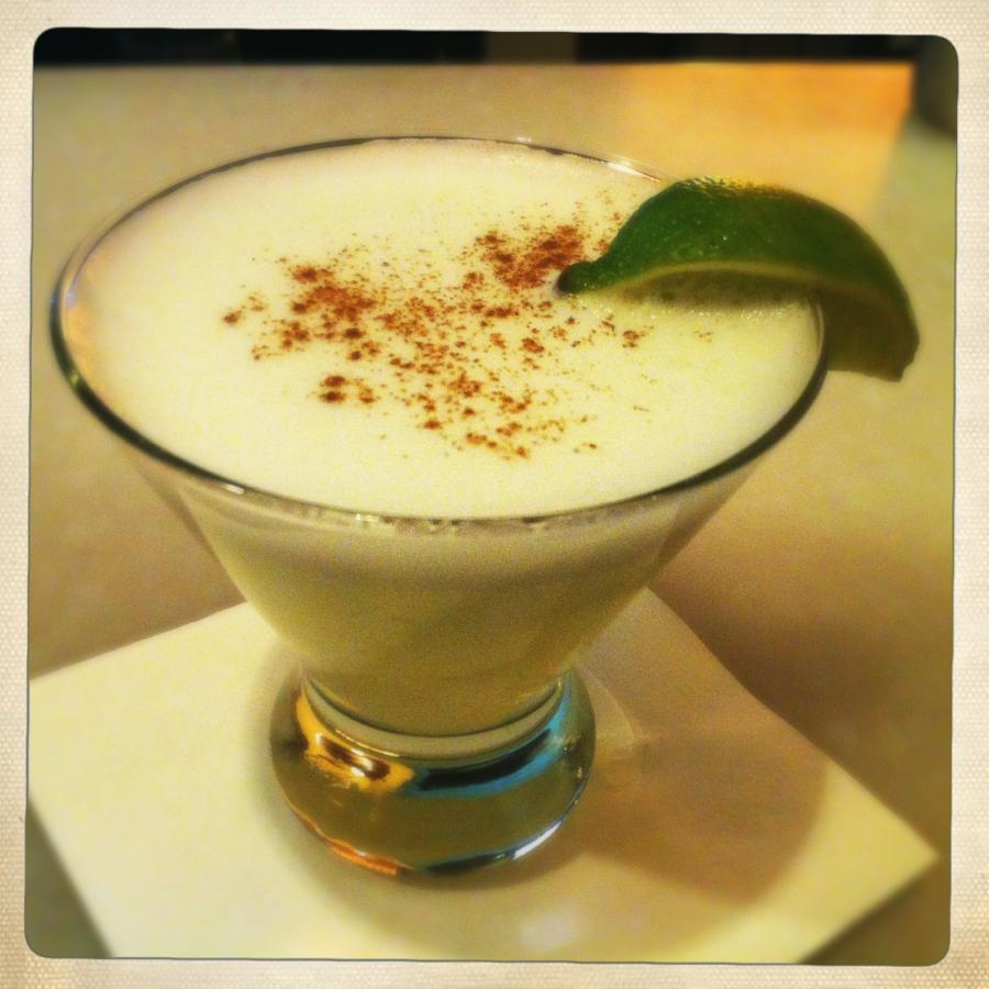 Share this Pisco Sour Drink