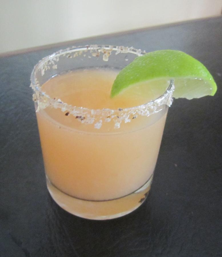 Spicy Margarita, cocktail recipe with drink picture ...